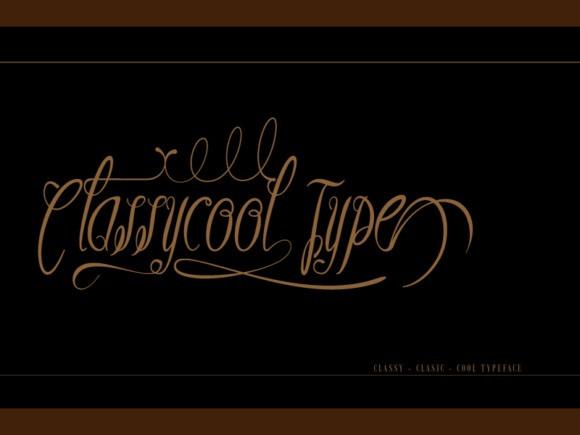 classycool-font