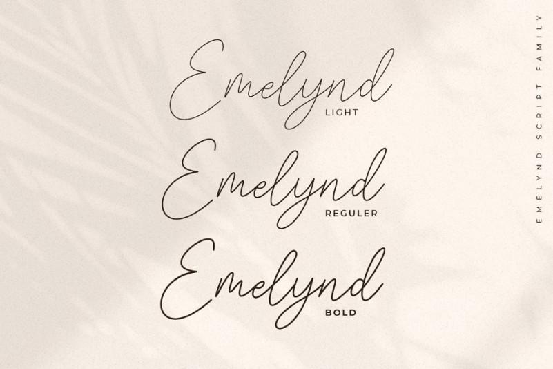 emelynd-font-1