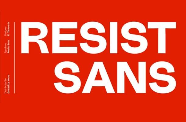 Resist Sans Font Family