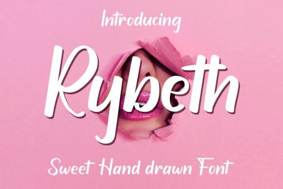 Rybeth Script Font