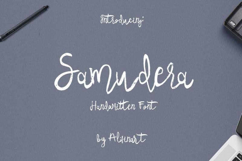 samudera-font