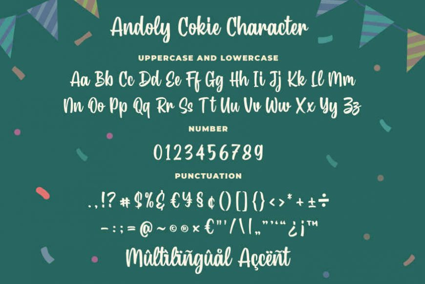 Andoly Cokie Font-3