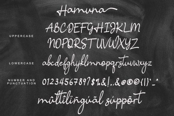 Hamuna Font-3