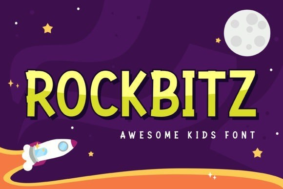 rockbitz-font-1