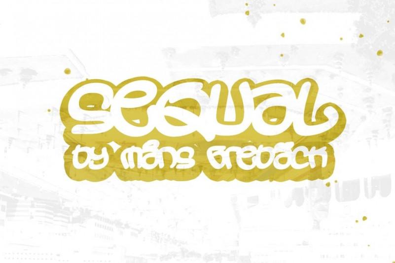 sequal-font-1