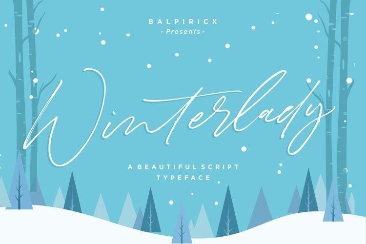 winterlady-font-1