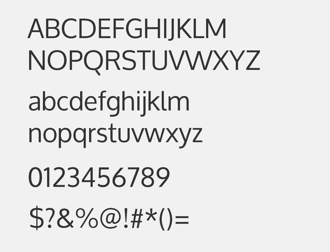 37 Oxygen font