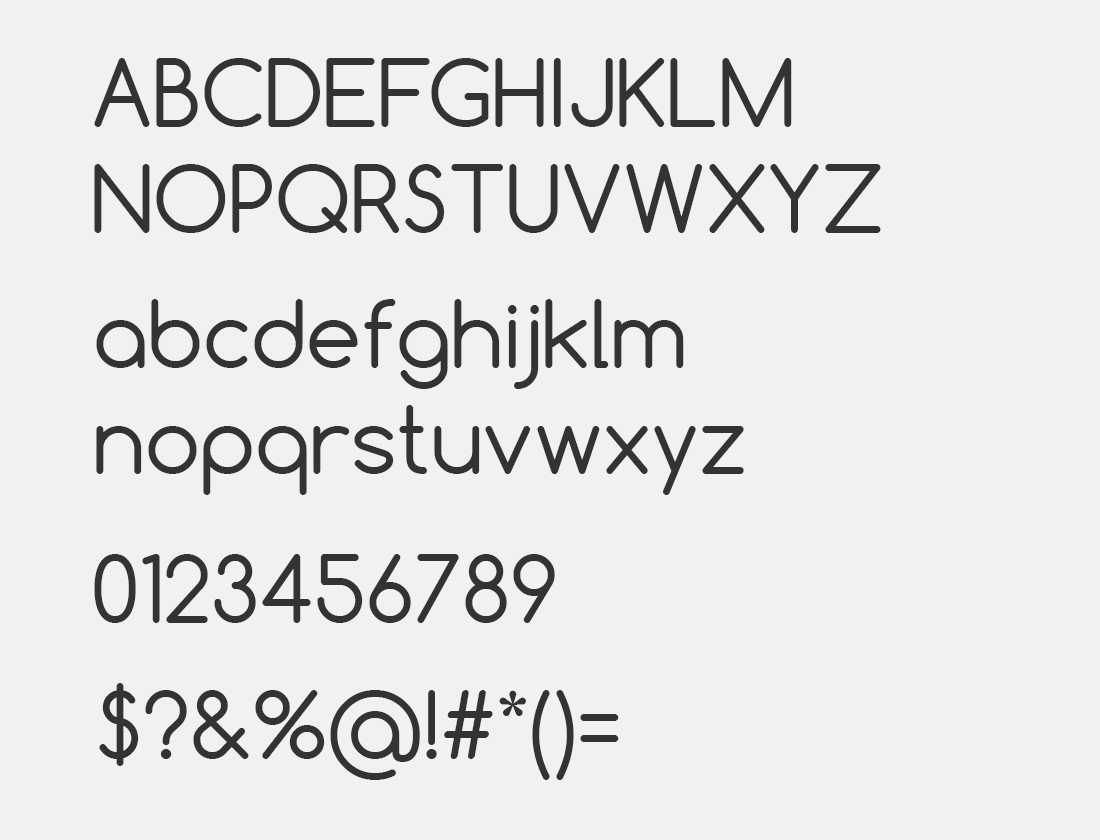 71 Comfortaa font