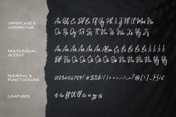 Bella Sweety Font-3