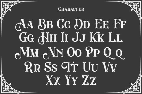 Eastwood Display Font-3