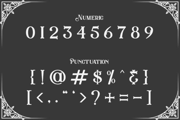 Eastwood Display Font-4