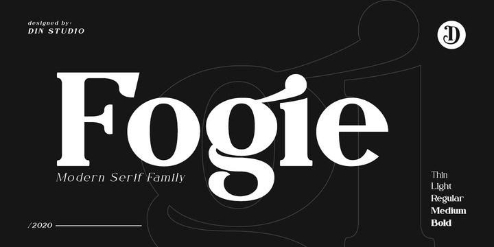 Fogie Font-1