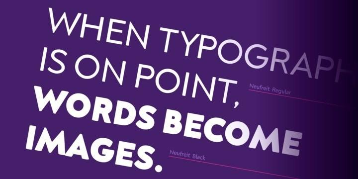 Neufreit Sans Serif Font-3