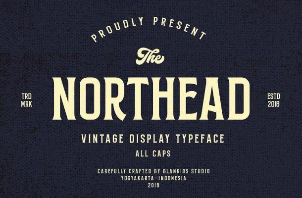 Northead Vintage Serif Font-1