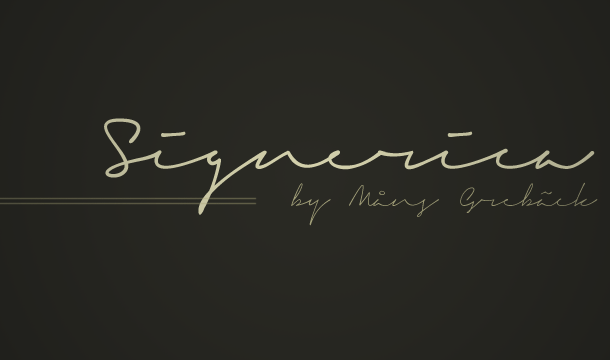 Signerica Signature Font
