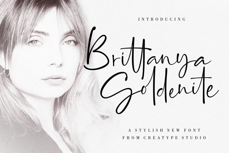 brittanya-goldenite-font-1