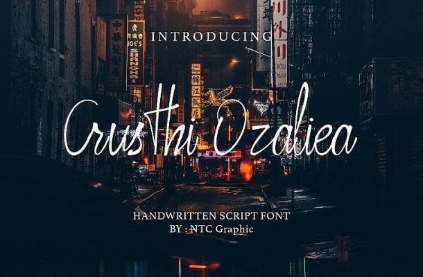 crusthi-ozaliea-font-1