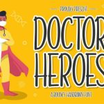 Doctor Heroes Cartoon Font