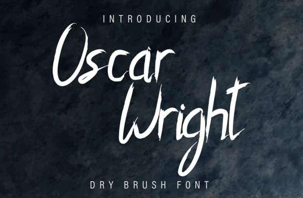 Oscar Wright Font-1