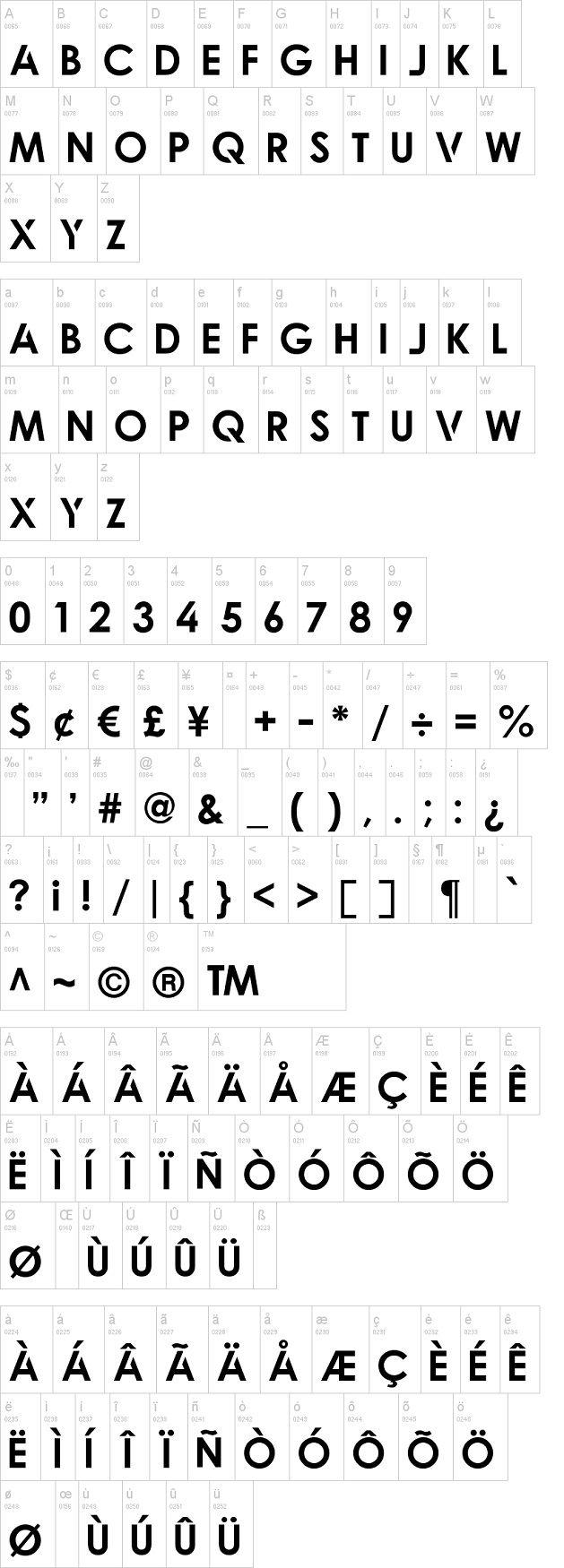 Qualy Sans Serif Font-2