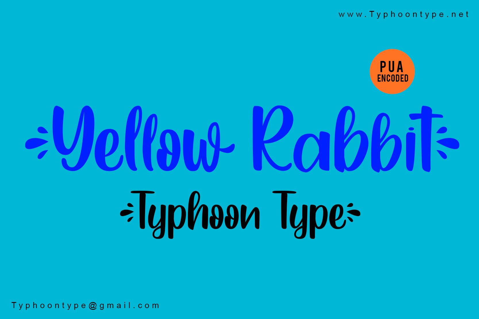 Yellow-Rabbit-Fonts-4201924-2