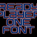 Ready Player One Display Font