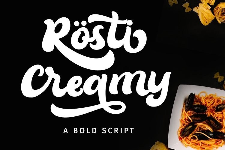rosti-creamy-font-1