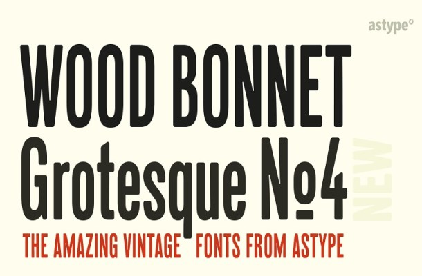 Bonnet Grotesque Nr Sans Font