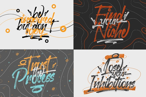 Cellotype Brush Script Font-2