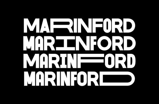 Marinford Sans Serif Font-1