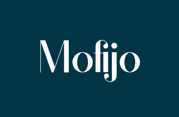 Mofijo Sans Serif Font