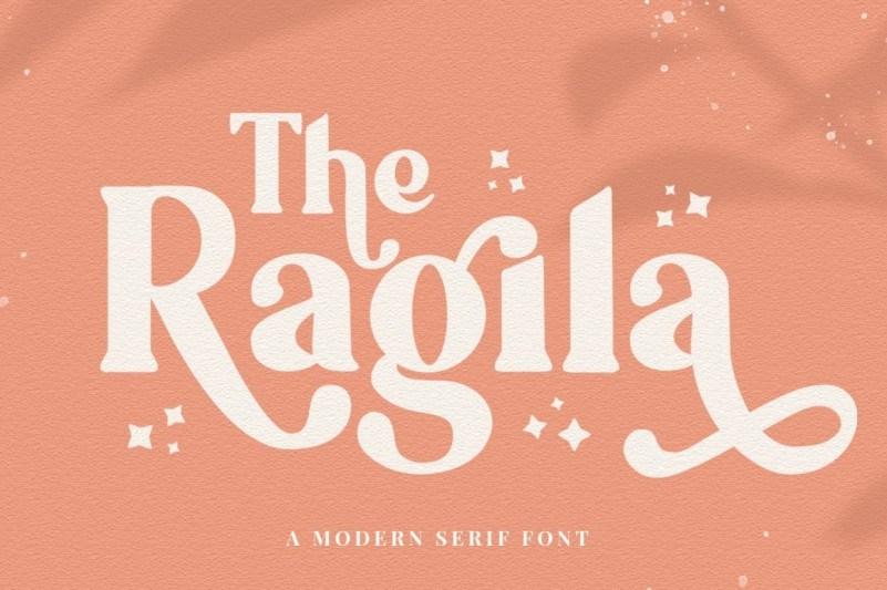 Ragila Modern Serif Font-1