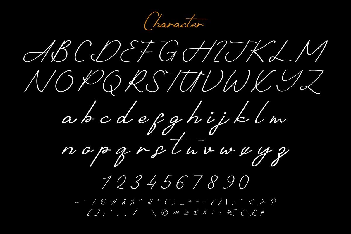 Shotflick Handwriting Script Font-3