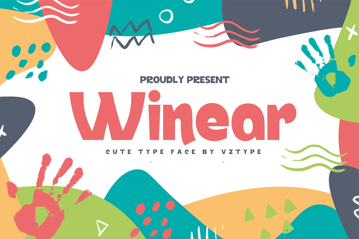 Winear Display Font-1