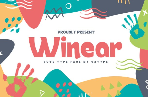 Winear Display Font-1