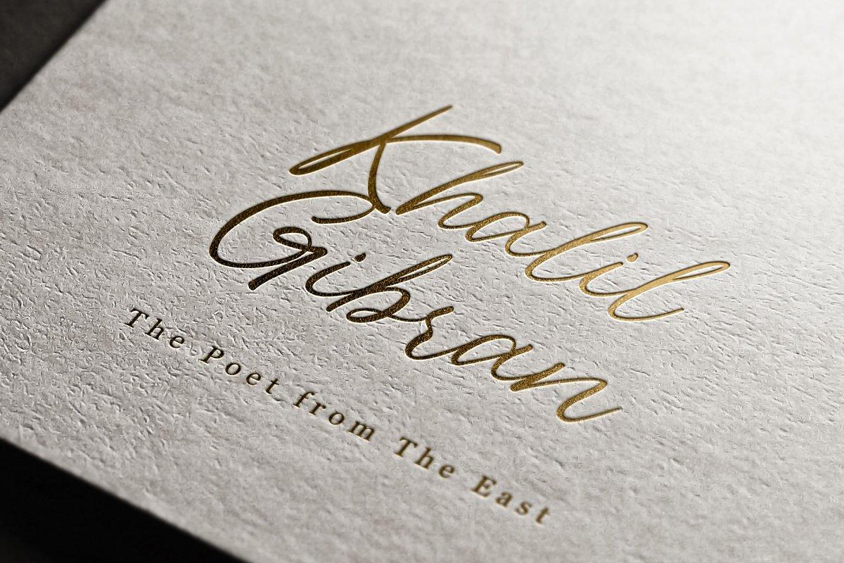 Britney Collection Handwritten Script Font-2