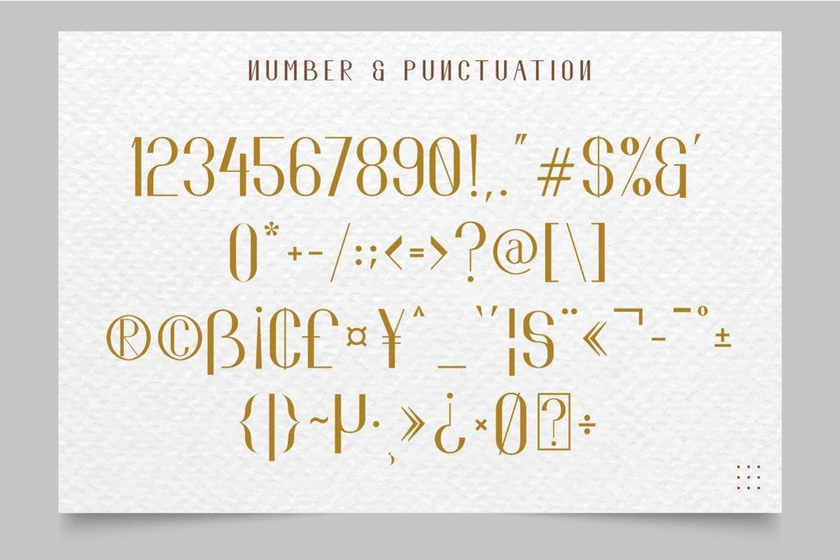El Fonte Sans Elegant Typeface-4