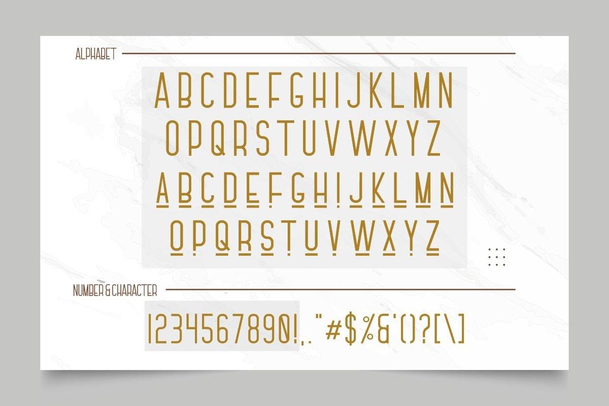 Fóntana Modern Simple Sans Font-4