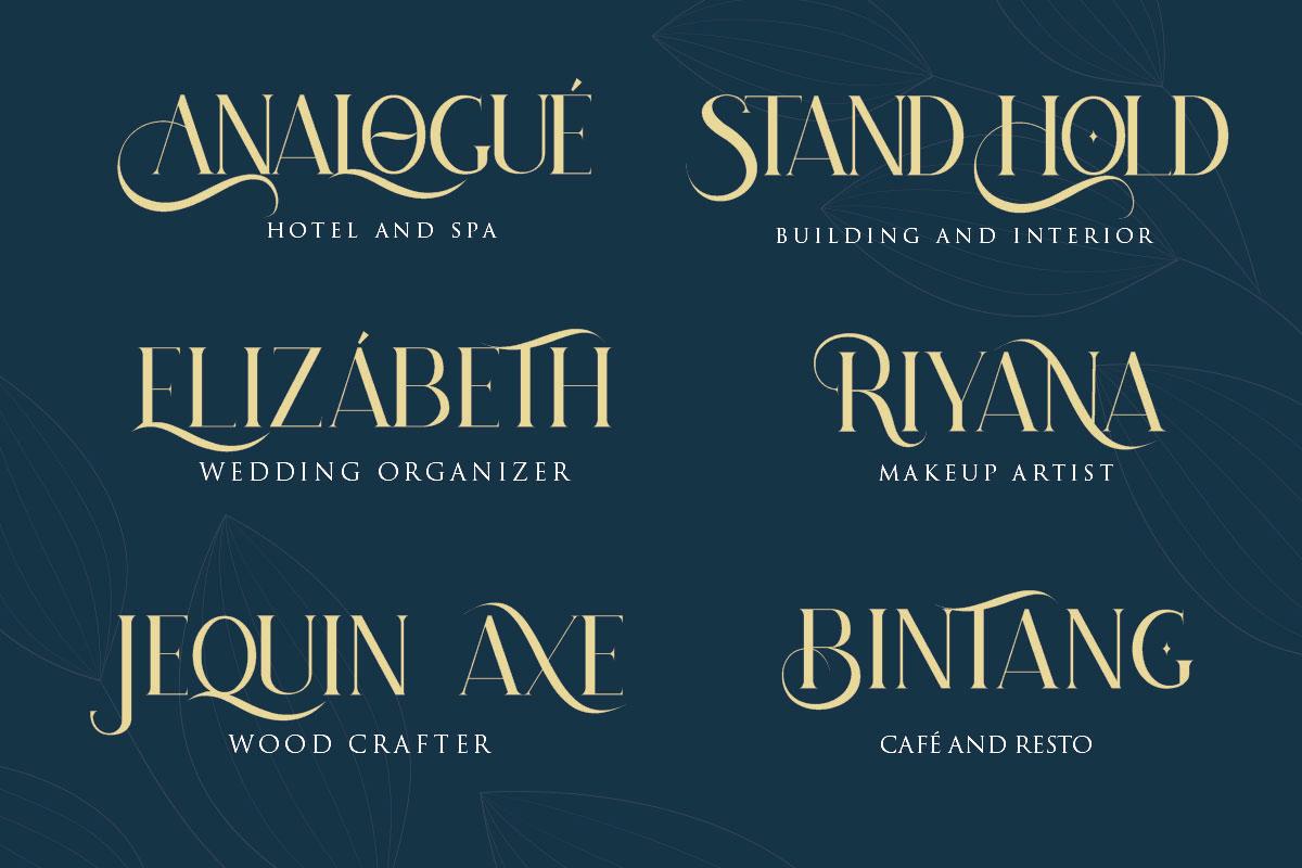 Hatolie Display Serif Typeface-2