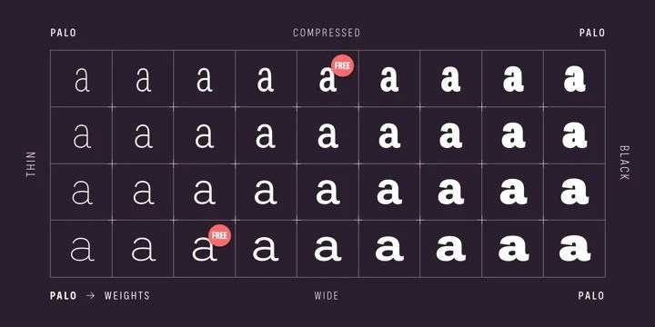 Palo Sans Serif Typeface-4