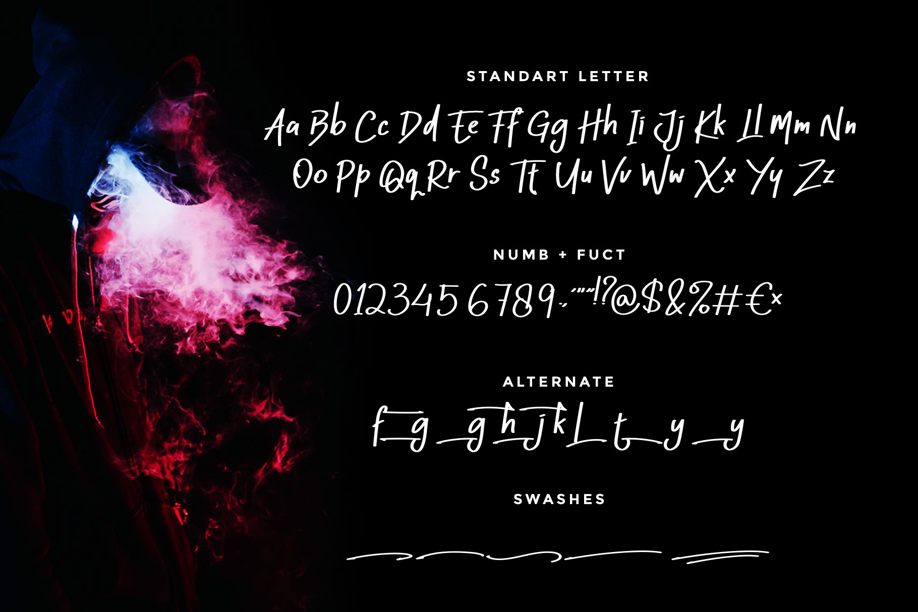 Rosther Bold Script Font-3