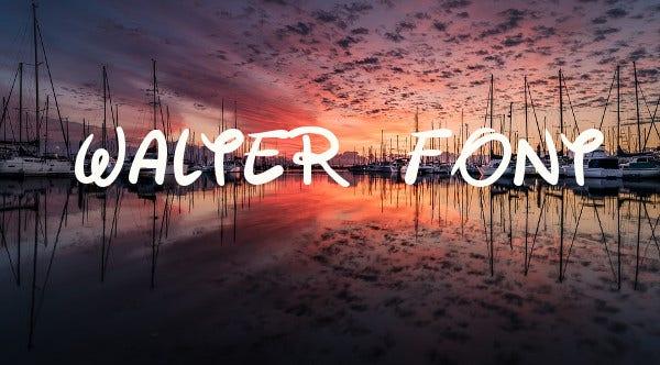Walter-Font