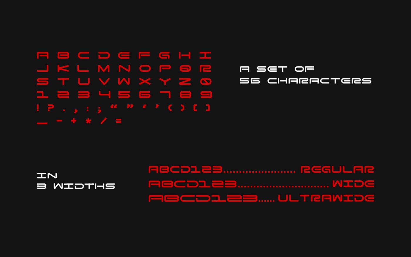 Zero G Display Font-2