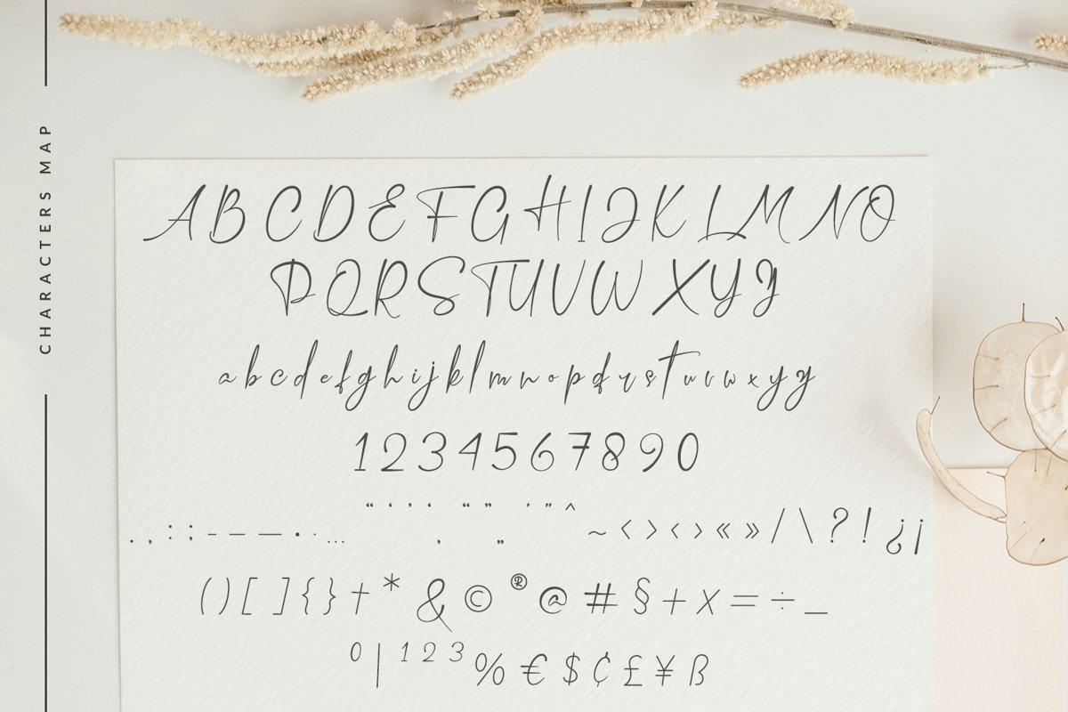 Confidently Handwritten Script Font-3