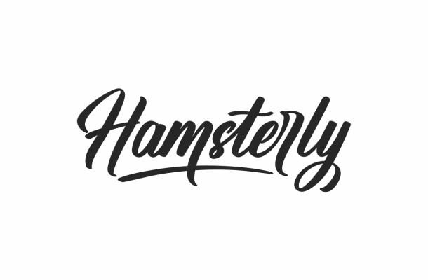 Hamsterly Script Font
