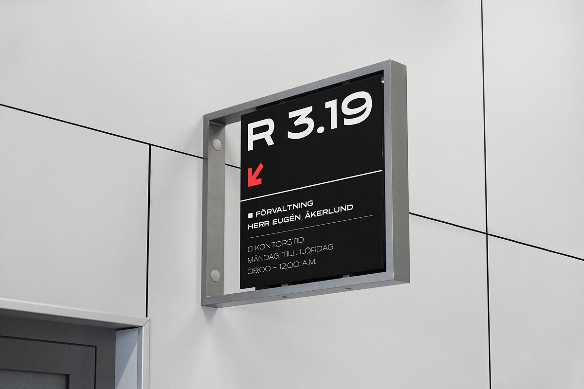 Kinetic Sans Serif Typeface-2