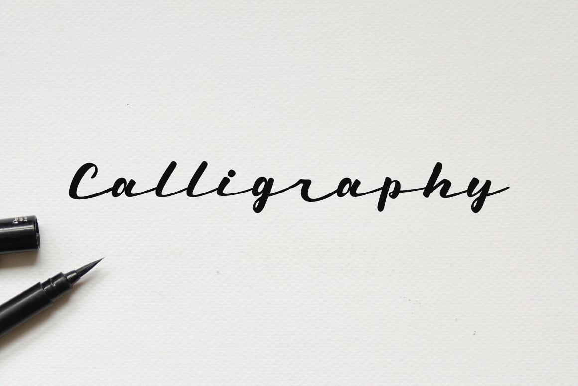 Magiculla Modern Handwritten Font-2