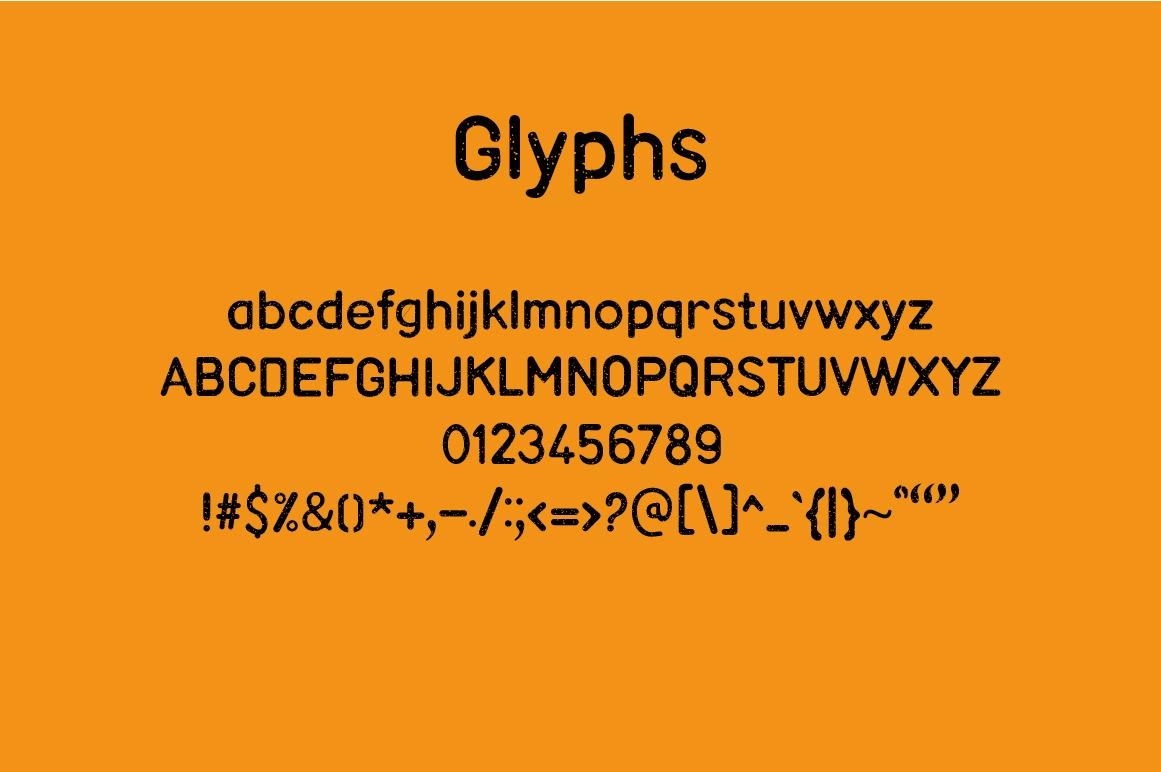 Oito Sans Serif Font Family-3