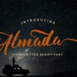 Almada Font