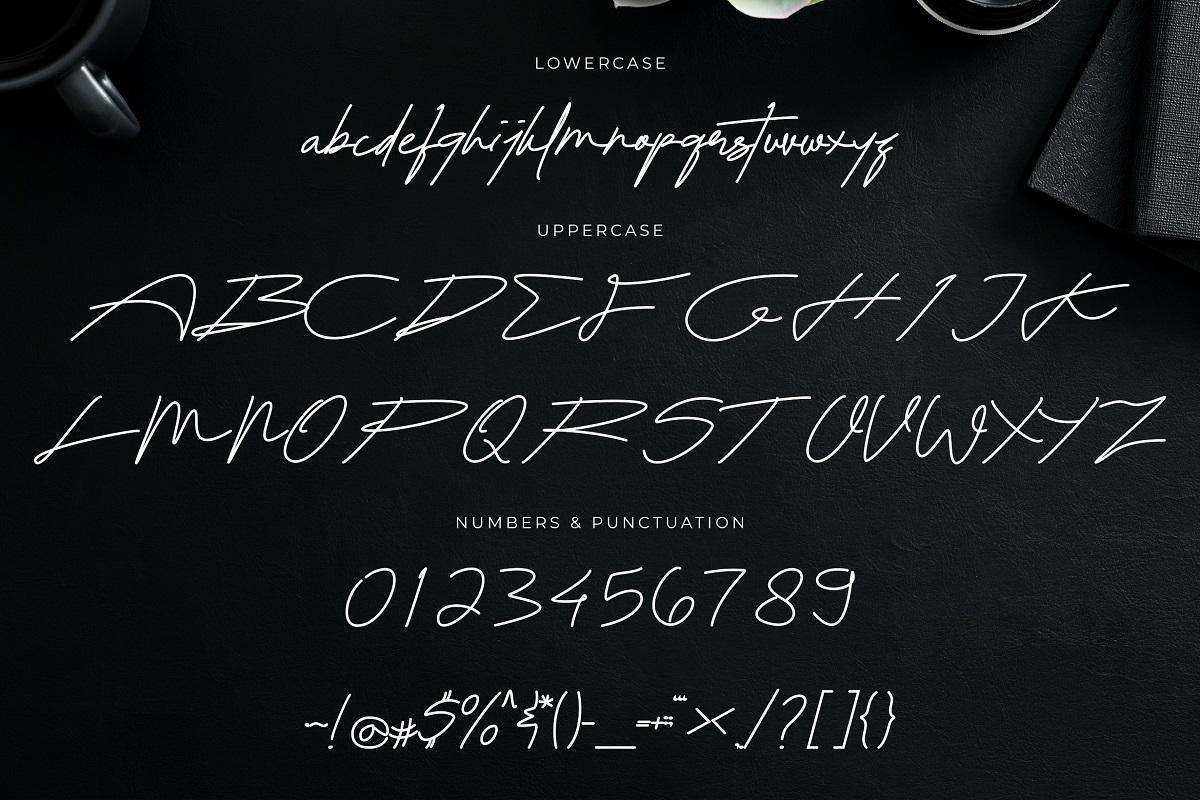 Balfontheim Font-3